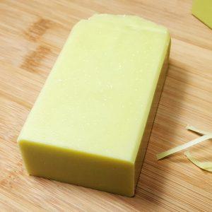 Aloe Vera Avocado Soap - The Naked Soap